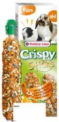 Versele-Laga Sticks Rabbits-Guinea Pigs sárgarépa és petrezselyem 110g