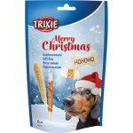 Trixie 9273 Xmas gift bag for dogs - jutalomfalat (csirke) kistestű kutyák részére (6db/156g)