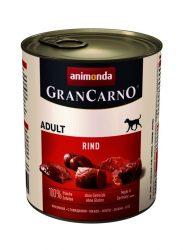 Animonda GranCarno Adult 800g marha színhús (82744)