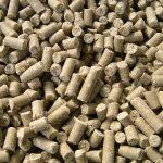 Rizskorpa táp pellet – különleges takarmányt igénylő lovak számára 20kg