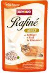 Animonda Rafiné Soupe Adult pulyka, borjú és sajt 100g (83789)