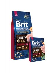 Brit Premium by Nature Senior Large/Extra Large kutyatáp