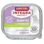Animonda Integra Protect Diabetes Cat 100g pulykaszív