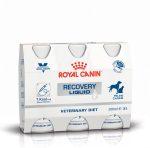 Royal Canin Recovery Liquid kutyának és macskának 3 x 200 ml