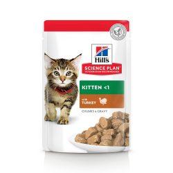 Hill's SP Feline Kitten with Turkey 12x85g