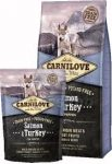 CarniLove Puppy Salmon & Turkey (lazac-pulyka)