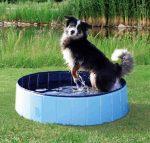 Trixie 39482 Dog pool- kutya medence Medium, 120x30cm