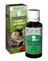 Béres Minera csepp macskának 30 ml