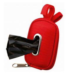 Trixie 22849 zacskótartó táska 1db piros
