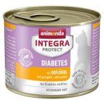Animonda Integra Protect Diabetes Cat 200g szárnyas