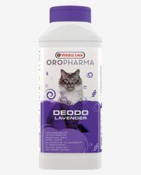 Oropharma Deodo levendula illatú szagtalanító macskaalomhoz 750 g (460576)
