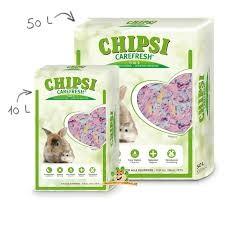 Chipsi Carefresh Confetti alom 10l 1kg