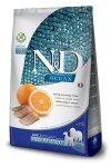 N&D Dog Ocean Adult medium & maxi hering & orange (hering&narancs) 2,5kg