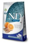N&D Dog Ocean Adult medium & maxi hering & orange (hering&narancs) 2,5kg