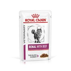 Royal Canin Feline Renal 85g marha alutasakos