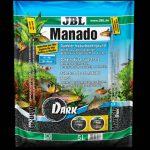 JBL Manado Dark - dekrohomok (fekete) édesvízi akváriumokhoz (10liter)