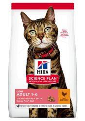 Hill's SP Feline Adult Light Chicken 3kg