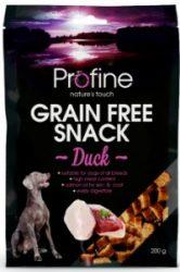 Profine Grain-Free Snack Duck-kacsahúsos jutalomfalat kutyáknak 200g