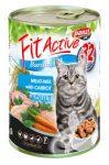 FitActive Cat Adult Meat-mix konzerv 415g
