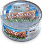 PRINCESS PREMIUM konzerv csirke, tonhal és bébi kagyló rizzsel 170g