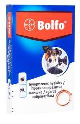 Bolfo nyakörv kutya és macska részére