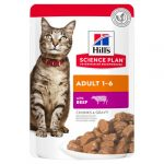 Hill's SP Feline Adult Beef 12x85g