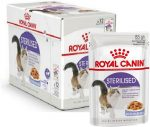 Royal Canin Feline Sterilised Jelly  12x85g