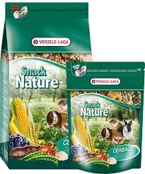 Versele-Laga Snack Nature- Cereals gabonákkal