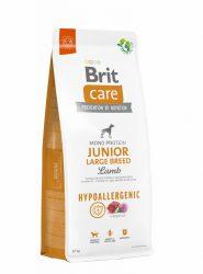 Brit Care Hypo-Allergenic Junior Large Breed ( Bárány & rizs ) kutyatáp 3 kg