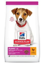 Hill's SP Canine Puppy Small&Miniature Chicken