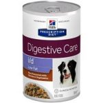 Hill's Prescription Diet i/d Low Fat Digestive Care konzerv 360g