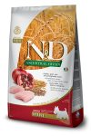 Farmina N&D Dog Ancestral Grain Adult Mini Chicken & Pomegranate (csirke & gránátalma) 2,5kg