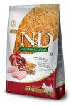 N&D Dog Ancestral Grain Adult mini chicken & pomegranate (csirke & gránátalma)