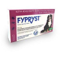 Fypryst spot on 4,02ml kutyák  részére 40kg felett 1db