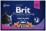 Brit Premium Cat halas multipack  4x100g