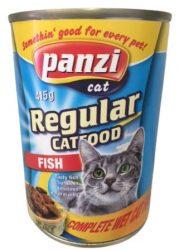 Panzi Regular cat adult konzerv 415g hal