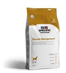 Specific CCD Struvite Management Dog