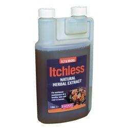 Equimins Itchless Herbal Liquid – 'Nincs többé viszketés' oldat lovaknak 1liter