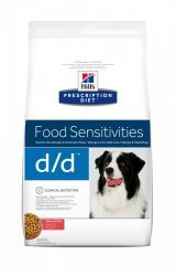 Hill's PD Canine d/d Salmon & Rice 12kg