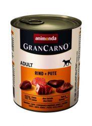 Animonda GranCarno Adult 800g marha-pulyka (82743)