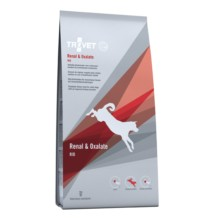 Trovet RID Renal and Oxalate Diet Dog 12,5kg