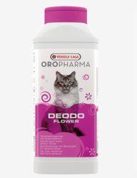 Oropharma Deodo Flower - virág illatú szagtalanító macskaalomhoz 750 g