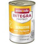 Animonda Integra Protect Sensitive  Csirke+Paszternák 400g