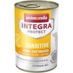 Animonda Integra Protect Sensitive  Csirke & Paszternák 400g (86421)