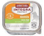 Animonda Integra Protect Nieren Pulyka 100g vesevédő (86803)