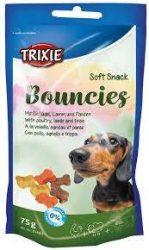 Trixie 31493 Bouncies szárnyas-bárány-pacal ízesítésű jutalomfalat 75g
