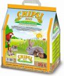 Chipsi Mais Citrus faforgács alom 10l, 4.6kg (chipsi18)