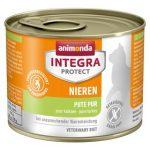 Animonda Integra Protect Nieren Pulyka 200 g vesevédő