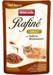 Animonda Rafiné Soupe Adult borjú pecsenyeszószban 100g (83791)