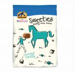 Cavalor Sweeties csemege lovaknak kókusz és vanillia izű